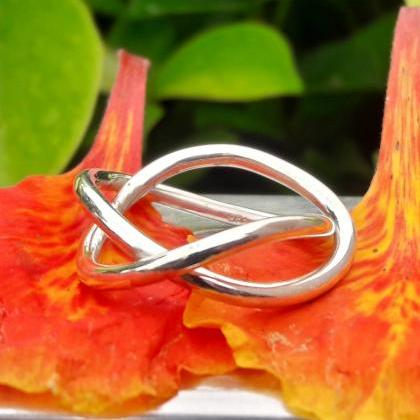 Spiral Ring, Yoga Ring, Meditation ..